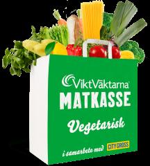 ViktVäktarnas Vegetariska Matkasse